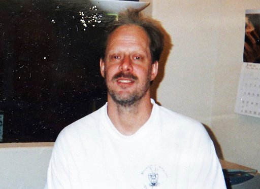 (Courtesy of Eric Paddock via AP, File). FILE - This undated file photo provided by Eric Paddock shows his brother, Las Vegas gunman Stephen Paddock.