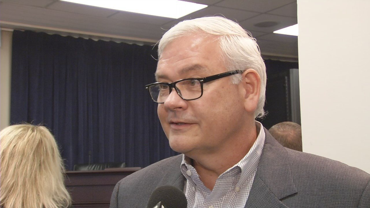 Rep. Phil Moffett (R-Louisville)