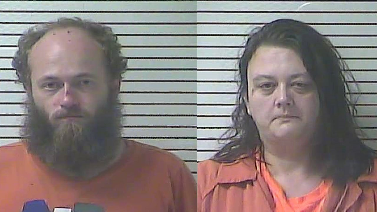 Harrison and Crystol Thomas (Source: Hardin County Detention Center)
