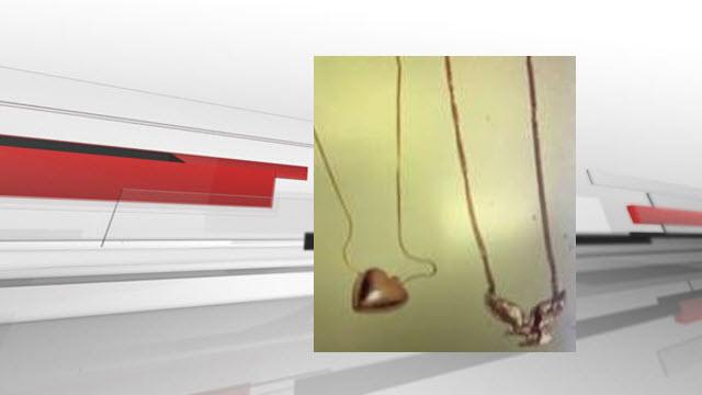 Heart and eagle pendants