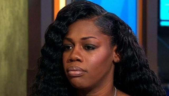 Myeshia Johnson (Image Courtesy: CNN)