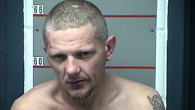 Robert Carter (source: Grayson County Detention Center)