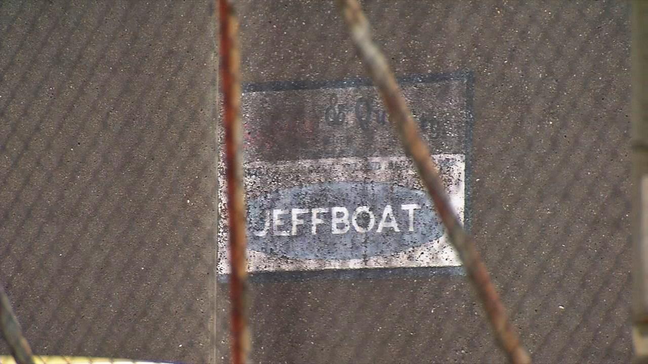 Jeffboat announced 278 layoffs on Wednesday, Nov. 1, 2017.