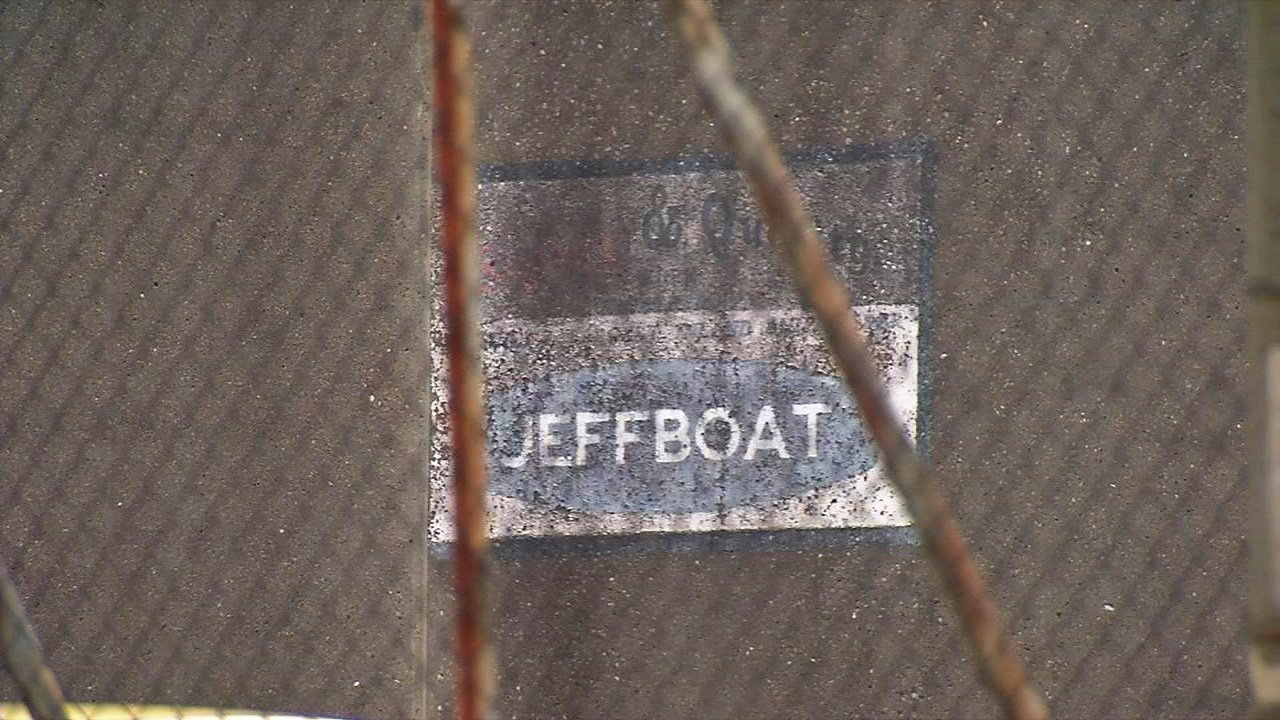 Jeffboat announced 278 layoffs on Wednesday, Nov. 1, 2017.