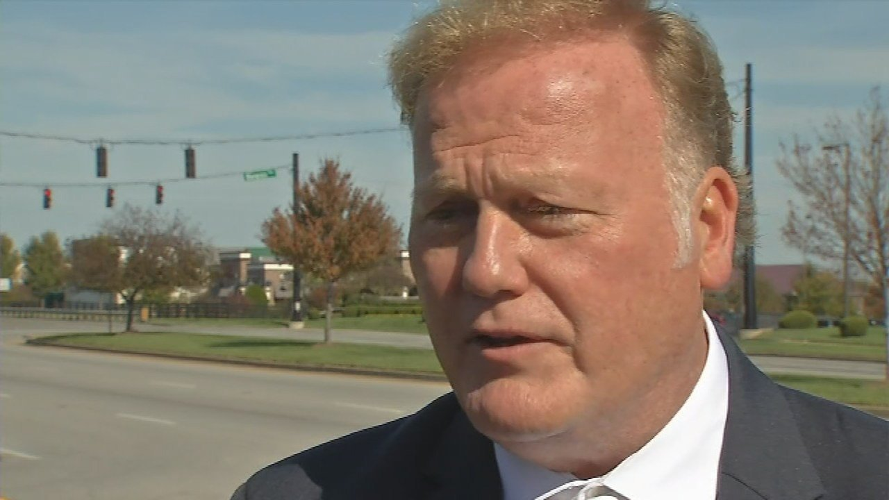 Kentucky State Rep. Dan Johnson commits suicide on bridge in Mt. Washington
