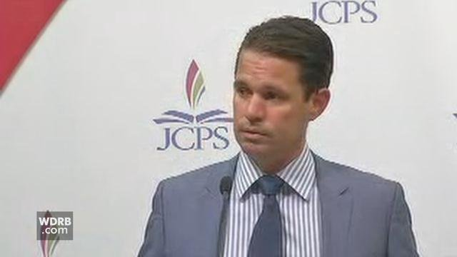 Dr. Marty Pollio, a former principal at Doss High School, took over as JCPS interim superintendent on July 2.