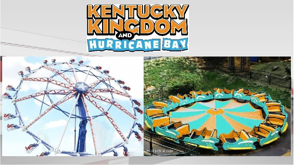 Kentucky Kingdom new attractions for 2018 include the Scream Extreme and the Rock 'n' Roller.