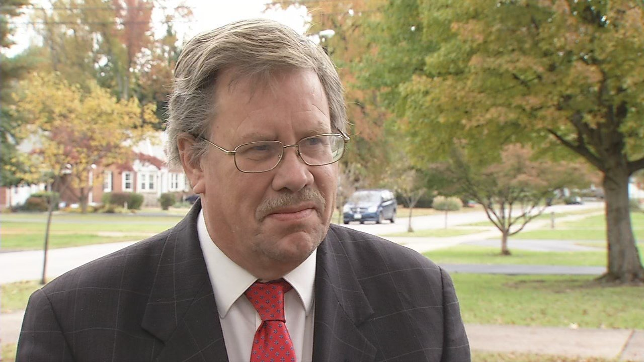 Metro Council Member Dan Johnson spoke to WDRB on Nov. 2, 2017, one day after the council decided to allow him to keep his seat.