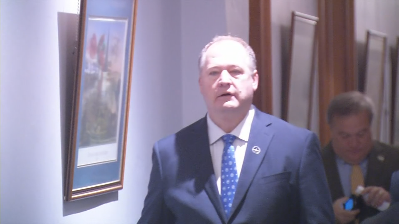 Ky. House Speaker Hoover faces sexual harrassment accusations