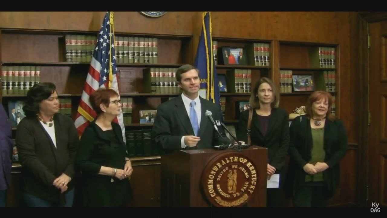 Beshear files lawsuit against pharmaceutical company for deadly drugs