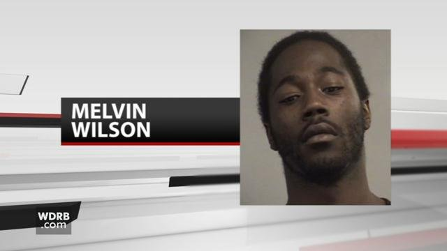 Melvin Wilson (source: Louisville Metro Corrections)