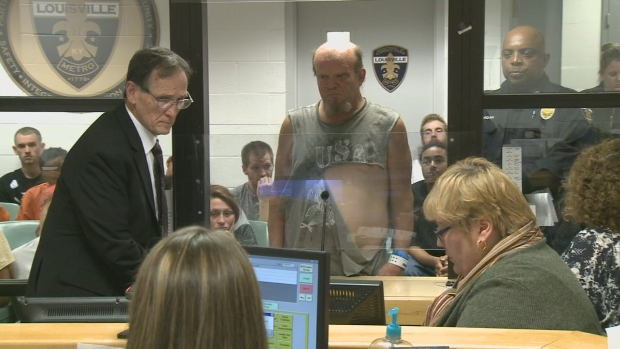 Brad Vandeventer at his arraignment on Nov. 8, 2017.
