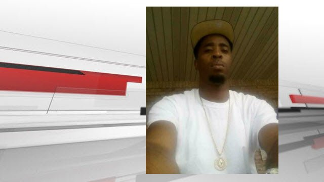 """Eddie """"Bernard"""" Hamilton, 33, was found shot to death outside a gas station in New Albany on Nov. 5, 2017. Photo from family members via Christopher 2X."""