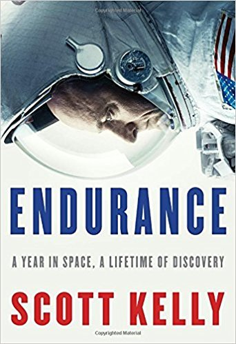 "The cover of ""Endurance: A Year in Space, a Lifetime of Discovery"" by Scott Kelly (Courtesy: Amazon.com)"