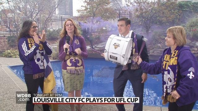 Louisville City FC wins USL Cup title