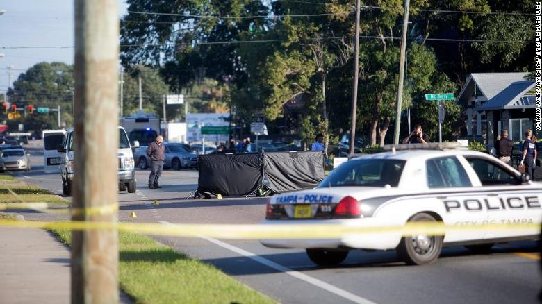 Police Have Several Leads After Fourth Person Killed In Unsolved Tampa Shootings