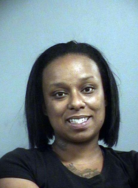 Roneisha Sanders (Source: Louisville Metro Corrections)