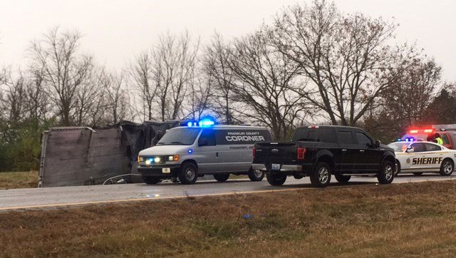 Authorities release ID of man killed in I-64 head-on crash in Frankfort
