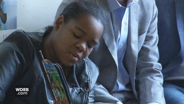 Mother of Louisville 7-year-old shot to death in home honors legacy by reading to children