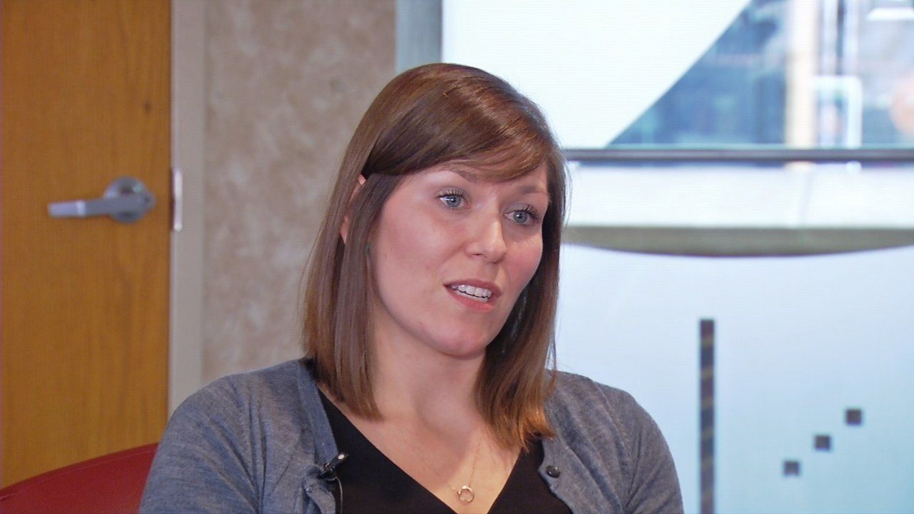 Beth Munnich, assistant professor of economics at the University of Louisville