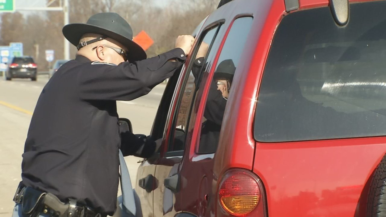 Highway Patrol will increase traffic enforcement for Thanksgiving holiday
