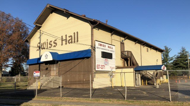 Against The Grain brewery planned to buy the Swiss Hall property at 719 Lynn Street.