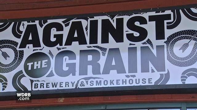 Against The Grain plans to keep its brewery and smokehouse at Slugger Field.