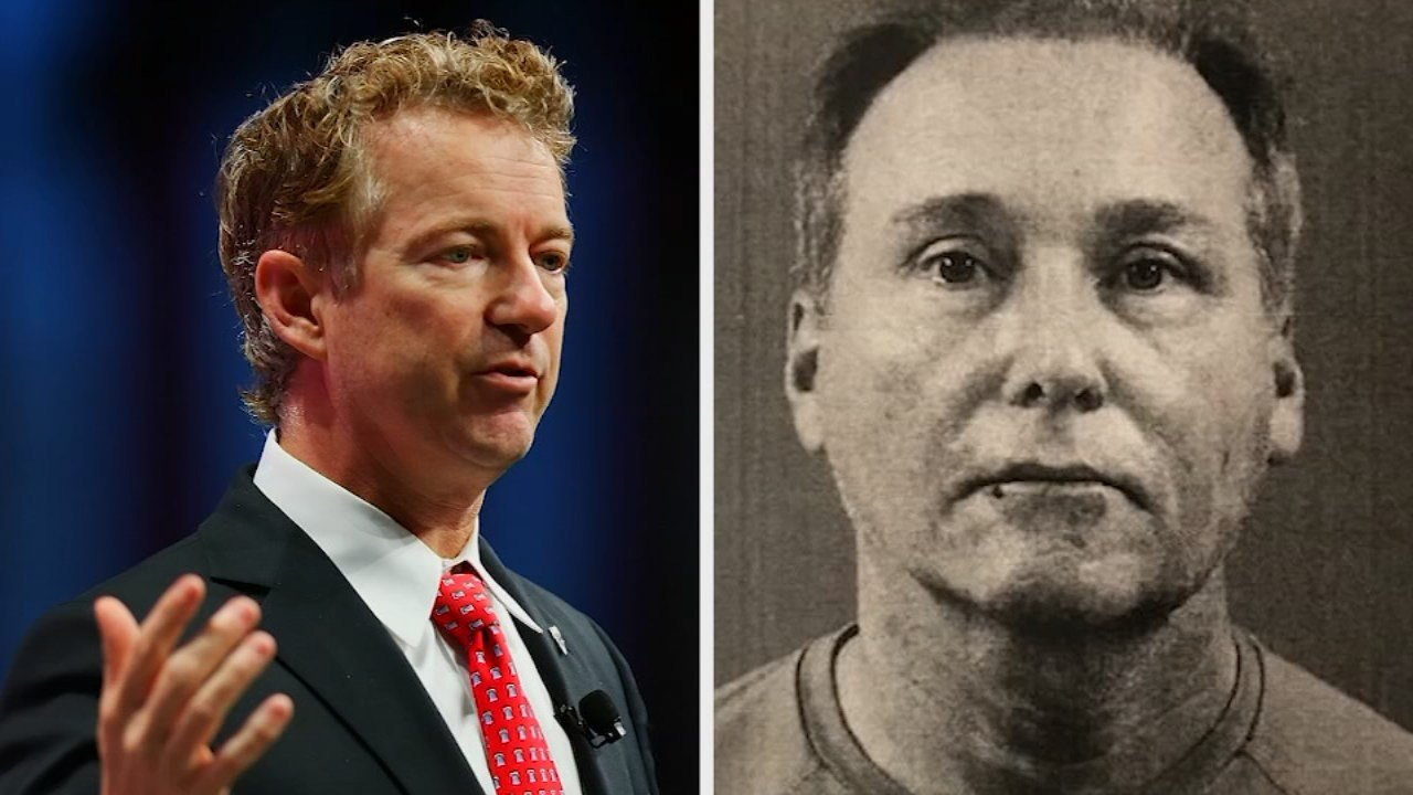 Senator Rand Paul reveals his attacker spoke to him