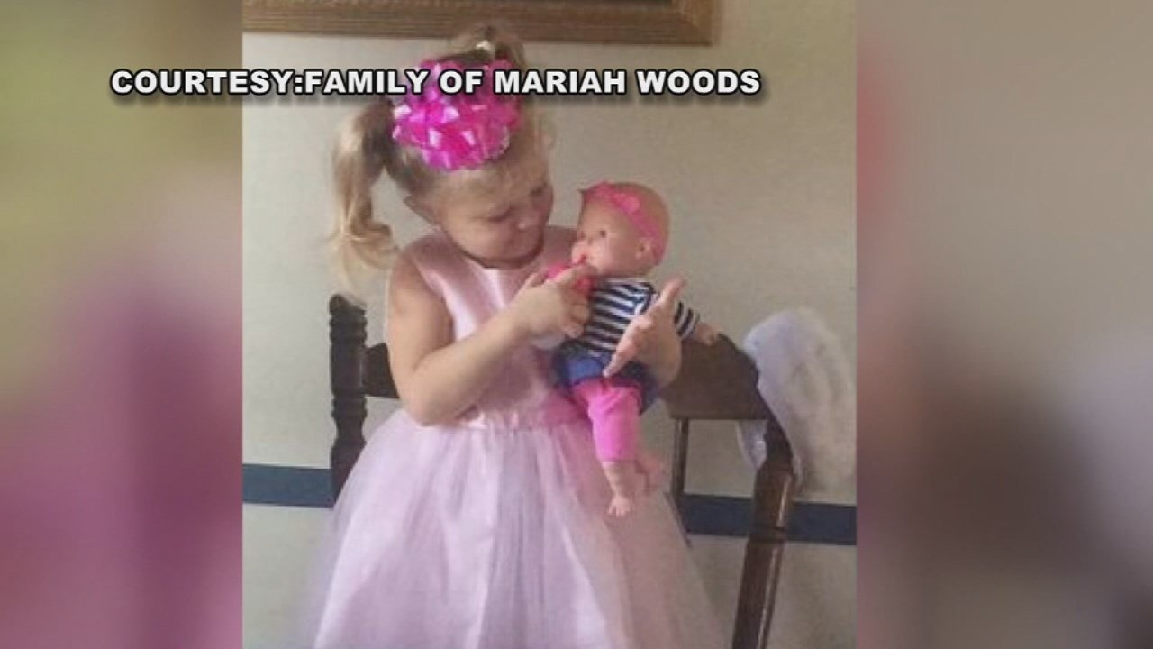 Father of missing NC girl Mariah Woods questions ex-wife's story