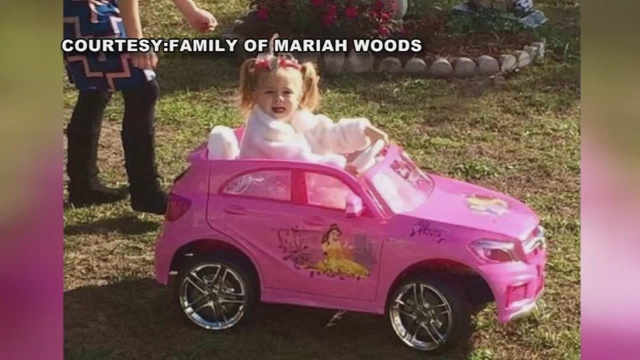 Investigators call in Marines to search for Mariah Woods