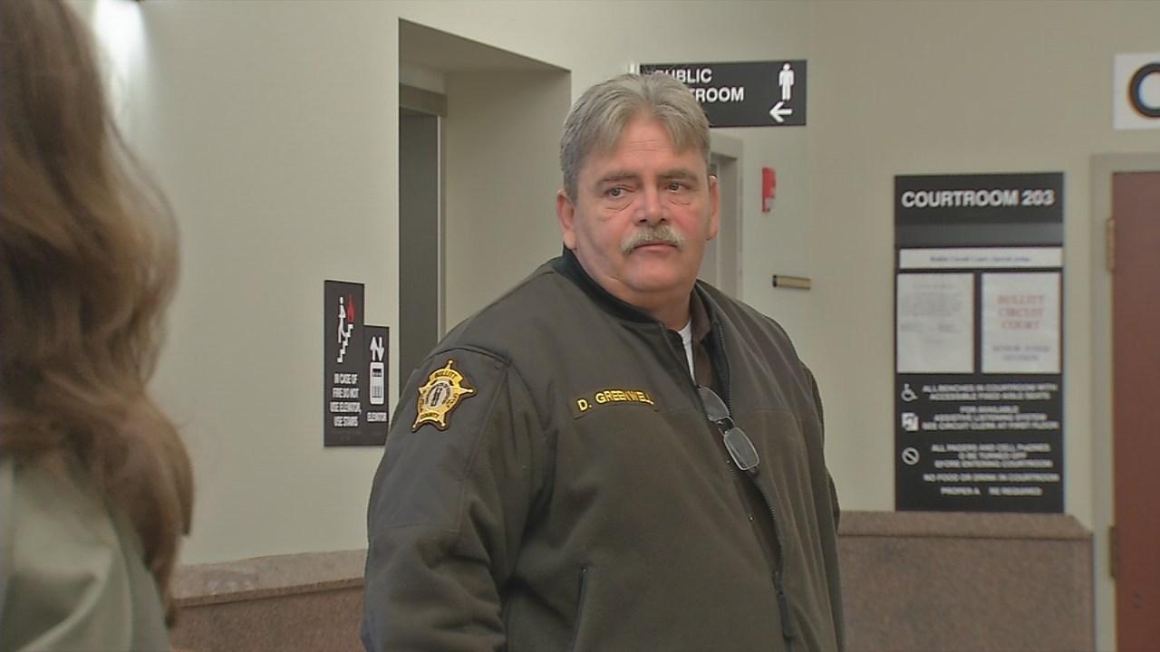 Former Bullitt County Sheriff Dave Greenwell