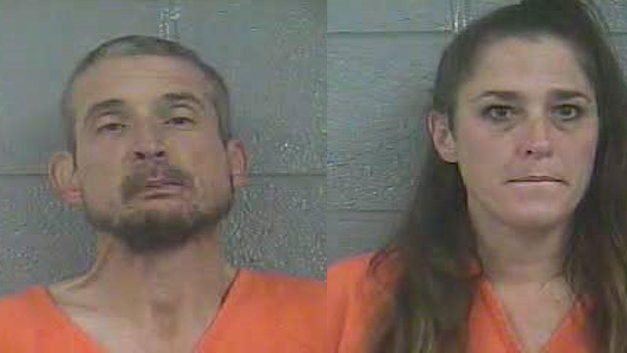 Wayne Ferguson and Buffie Swann (Source: Bullitt County Detention Center)