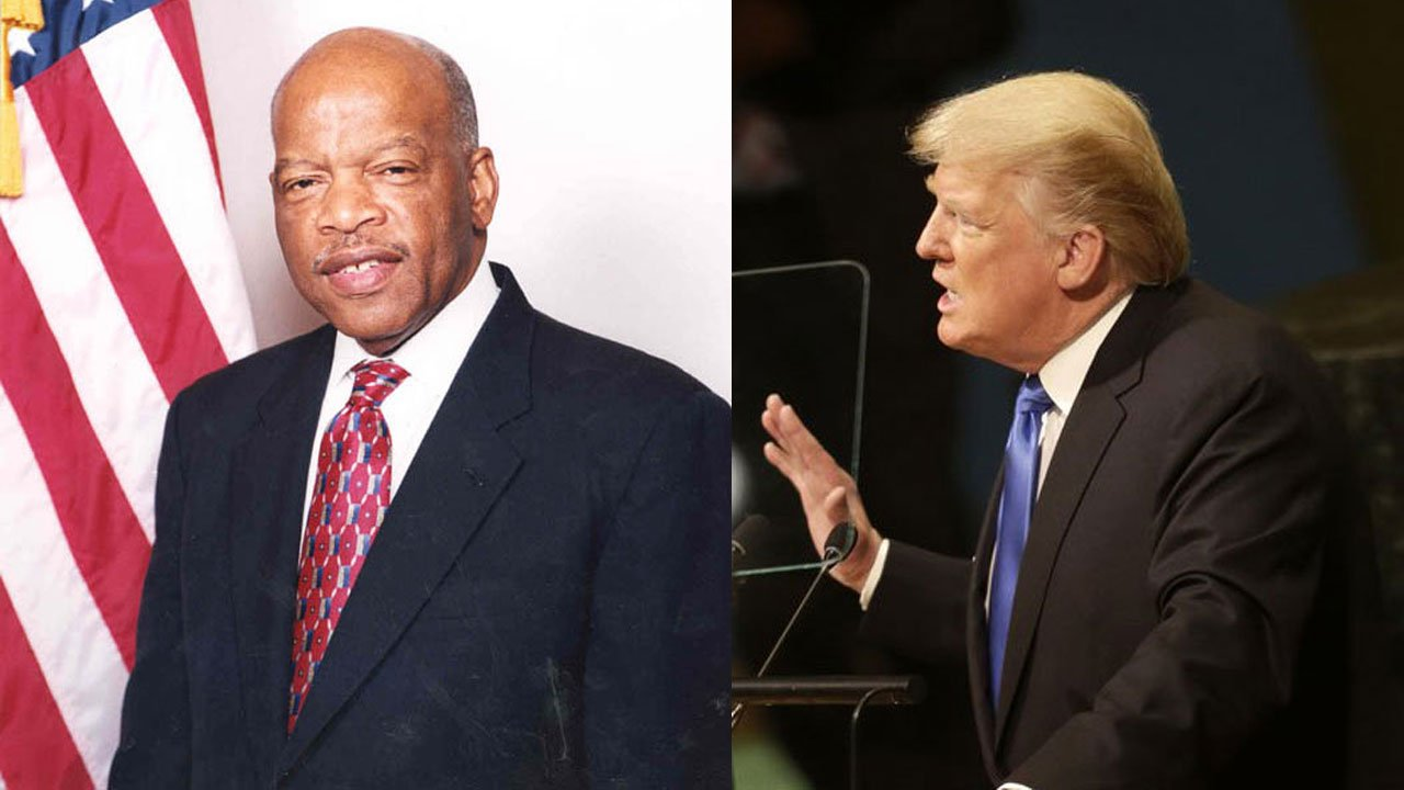 Citing Trump, John Lewis Will Skip Mississippi Civil Rights Museum Opening