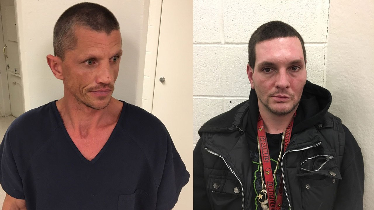 Buster Embry and Jonathan Taylor (Source: Indiana State Police)
