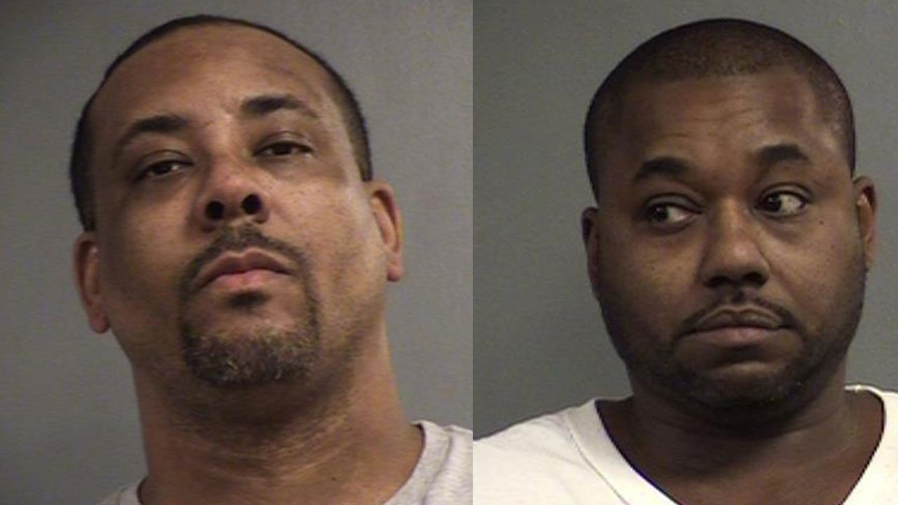 Terrell Hardin and Charles Commodore (Source: Louisville Metro Corrections)