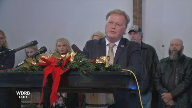 Kentucky State Rep. Dan Johnson told reporters he has no plans to resign following allegations that he sexually molested a 17-year-old girl in 2012.