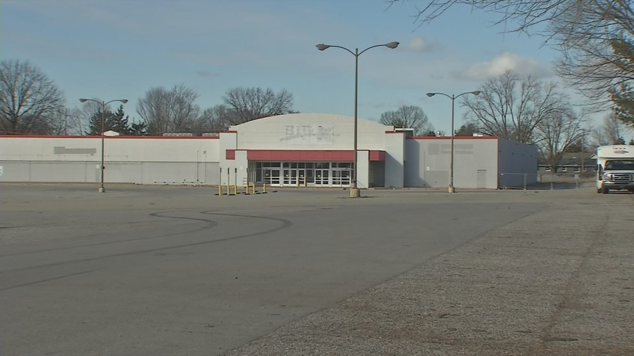 The former Kmart at 3911 Taylorsville Road is slated for redevelopment.
