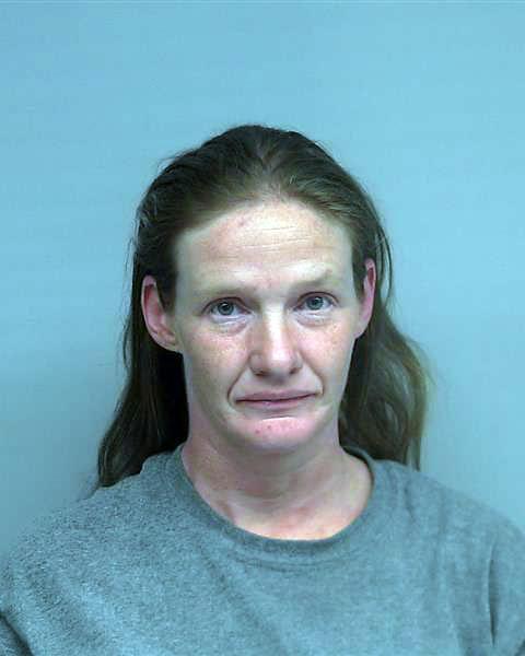 Tina Schmidt (Source: Clark County Detention Center)
