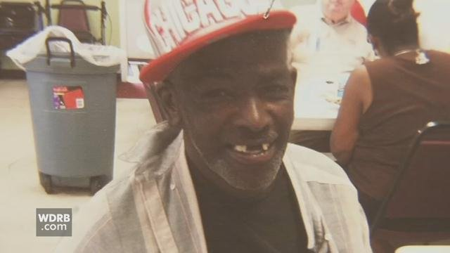 Fred Wright, a homeless man from Louisville, was found murdered on July 8, 2015 in southwest Jefferson County on Blevins Gap Road. He had been stabbed more than a dozen times.