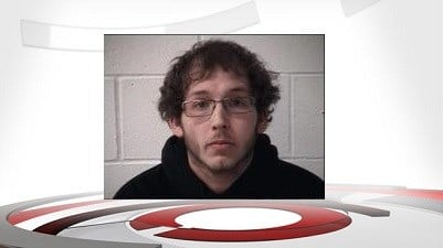 Ryan Robinson (Image Source: Indiana State Police)