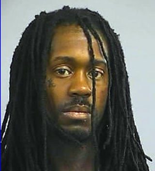 Xavier T. Hall (source: Louisville Metro Department of Corrections)
