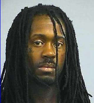 Xavier T. Hall (source: Louisville Metro Department of Corrections)