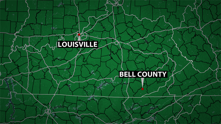 Man arrested after 2 pit bulls kill Kentucky woman, hurt husband