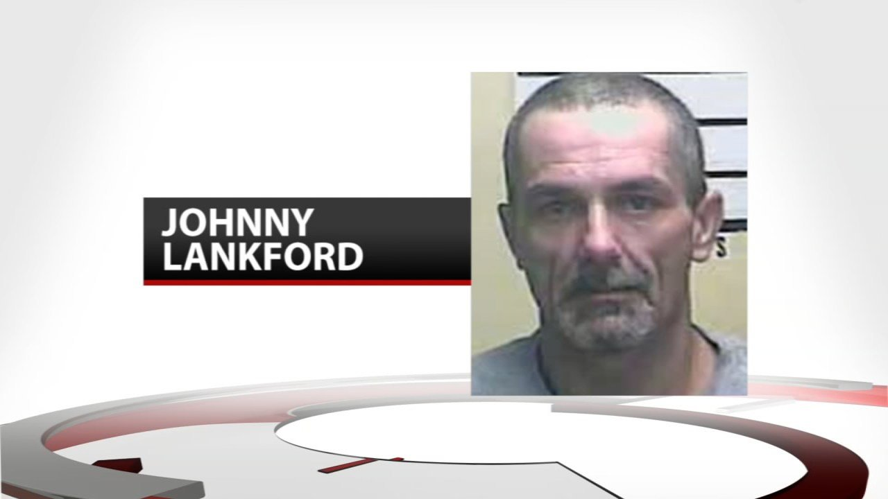 Johnny Lankford (source: Bell County Detention Center)