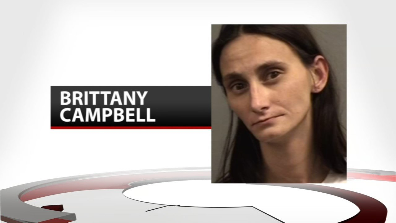 Brittany Campbell (source: Louisville Metro Corrections)