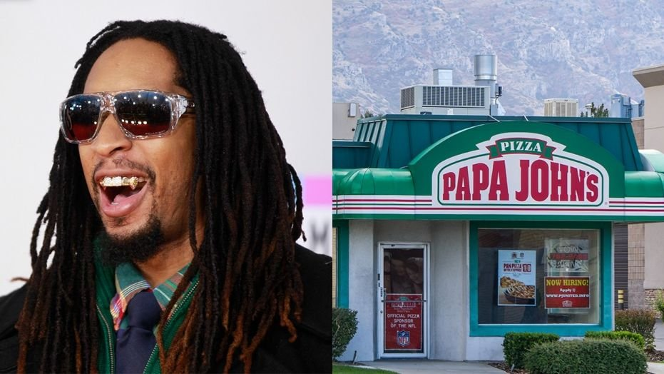 (PHOTO COURTESY FOX NEWS) - Rapper Lil John says he's ready to become the CEO for Papa John's Pizza after John Schnatter's departure.