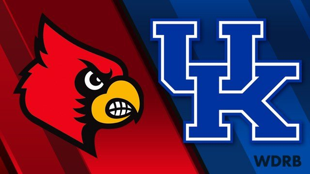 Louisville will visit Kentucky Friday at 1 p.m.