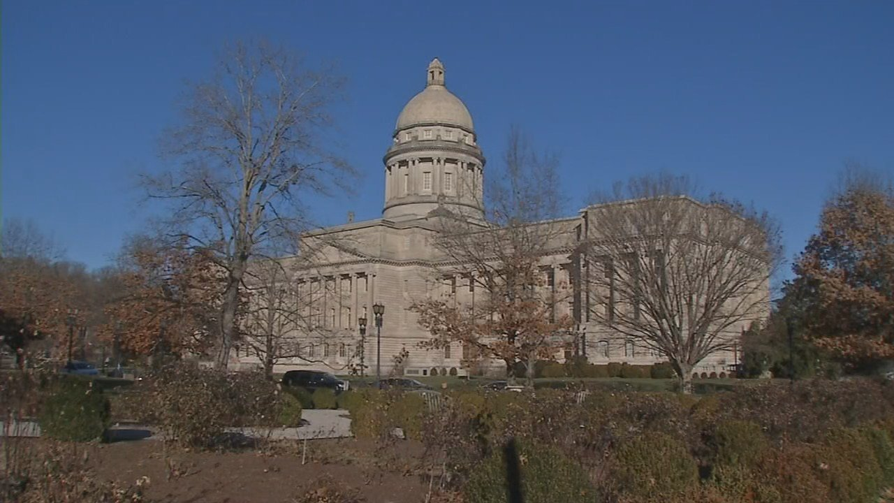 The Kentucky Child Marriage bill is heading to the governor's desk.