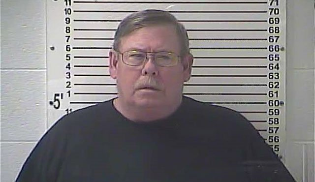 Robert Jamison (Source: Hardin County Detention Center)