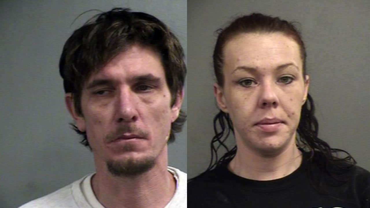 William Mitchell and Kayla Peyton (Source: Louisville Metro Corrections)